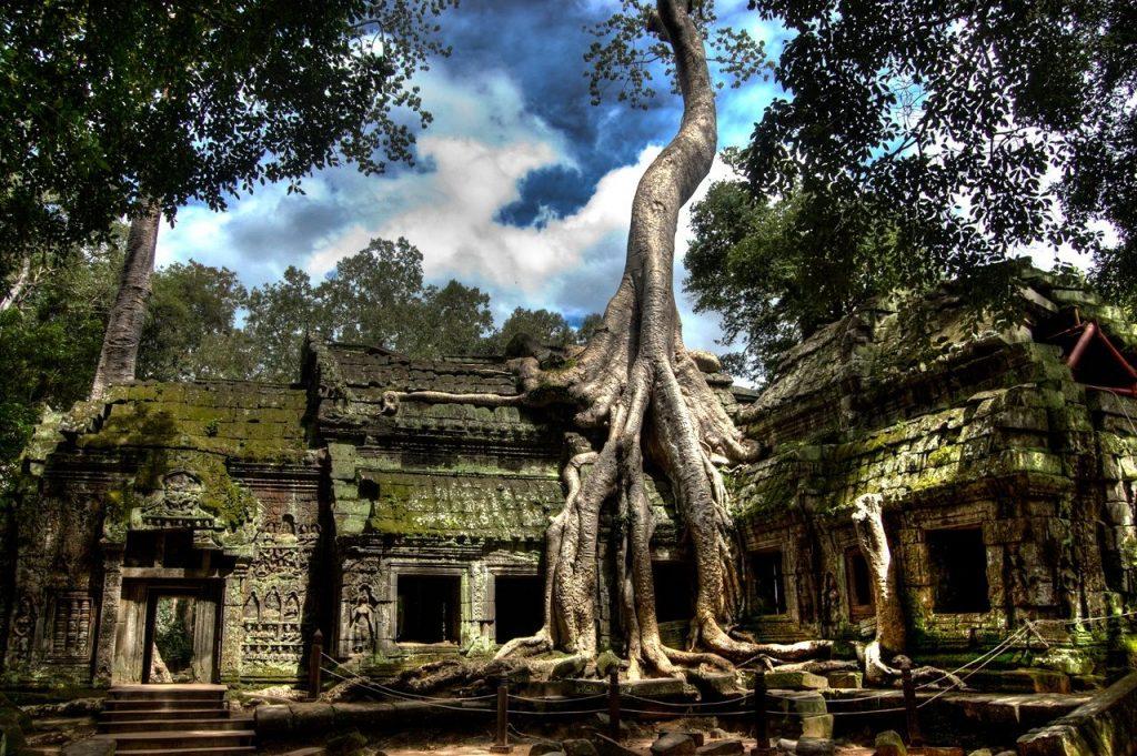 ประวัติศาสตร์กัมพูชายุคแรก | Boreiangkornc